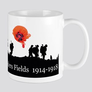 Flanders Fields 1914-1918 Mug
